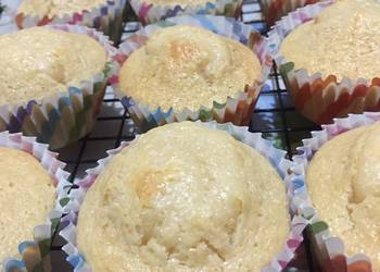 How to Cook Appetizing Cheese Cupcake