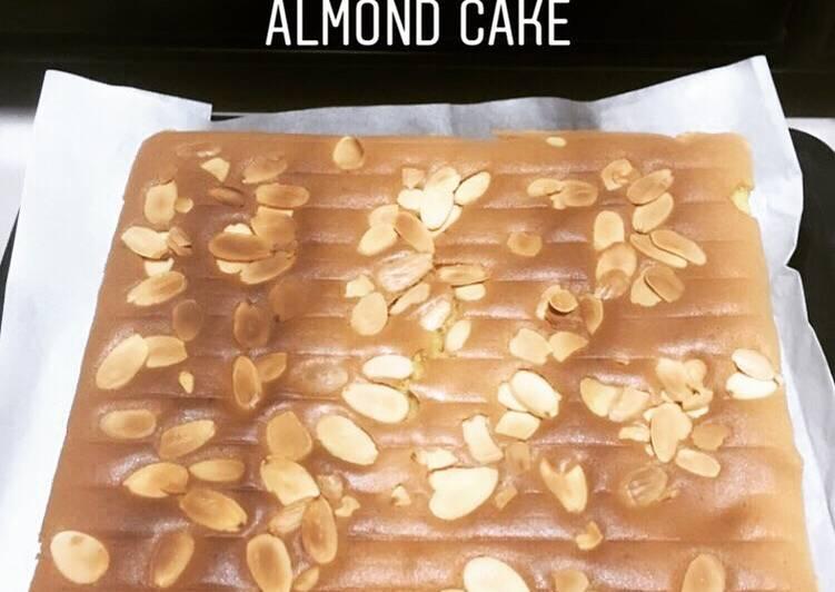 Bolu almond