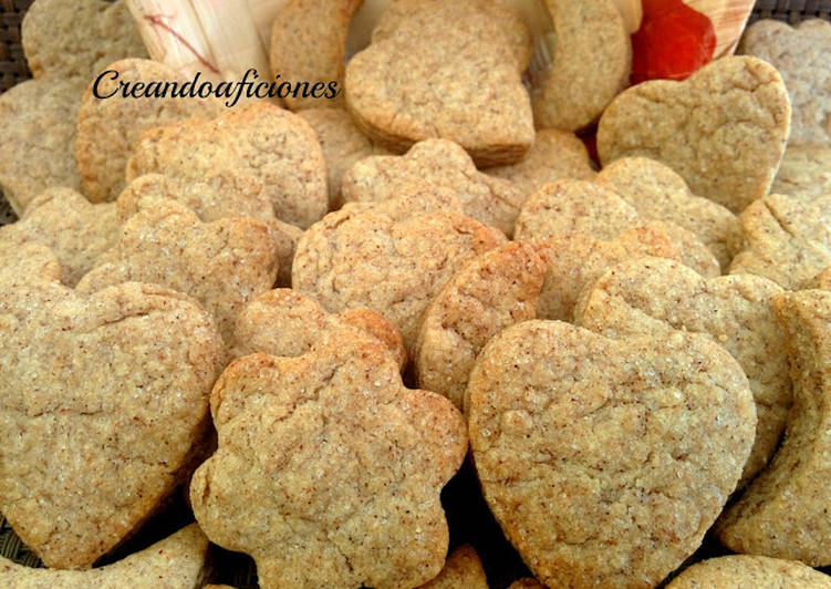 receta soldier hacer galletas blunder azucar unrighteousness mantequilla
