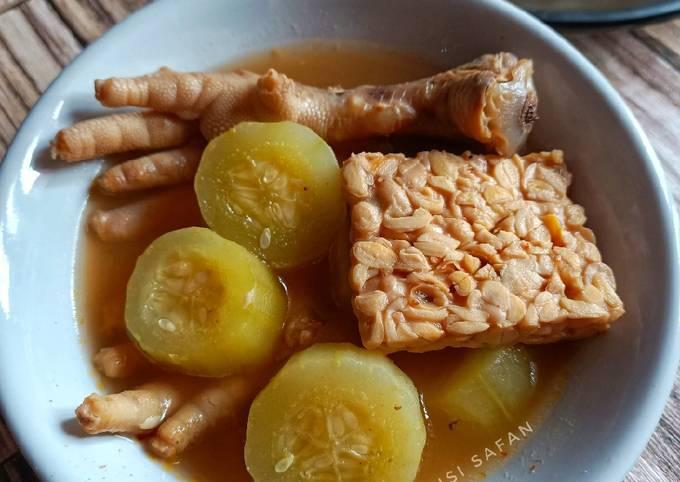Sayur Asam Pedas
