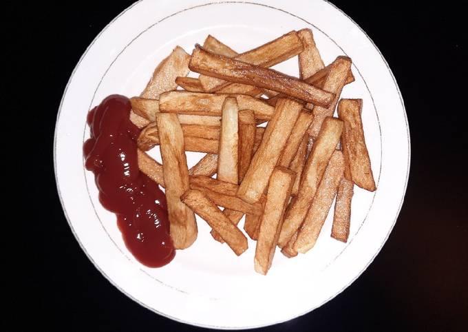 Handcut Steak French Fries
