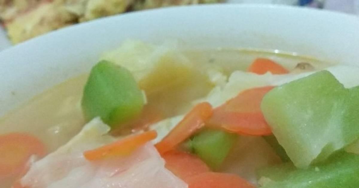 151 Resep Sayur Bening Campur Campur Simpel Enak Dan Sederhana Ala Rumahan Cookpad