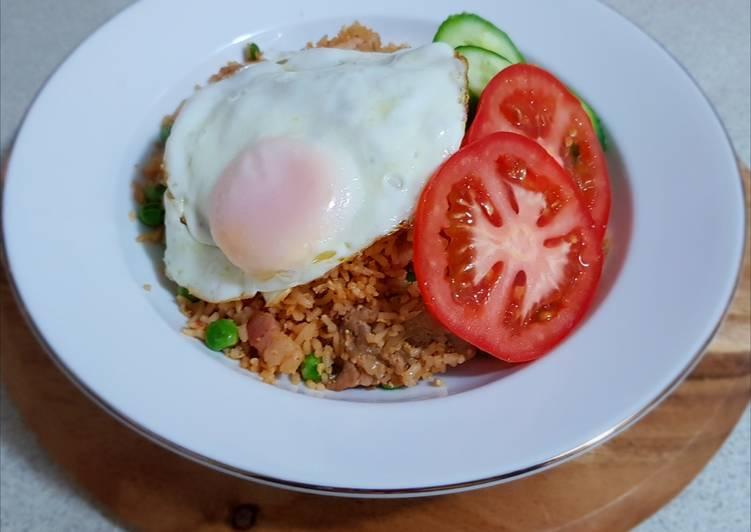 Nasi goreng (fried rice)