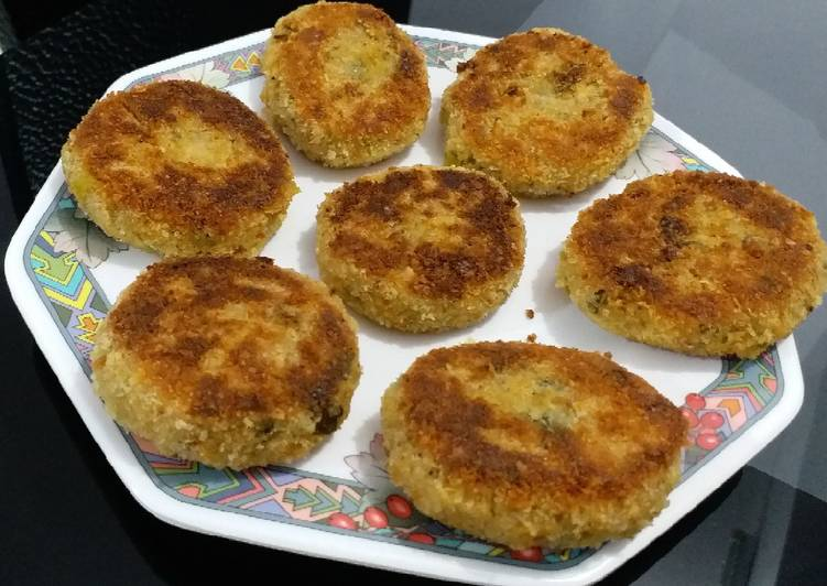 25 Minute Recipe of Quick Chicken Cutlet