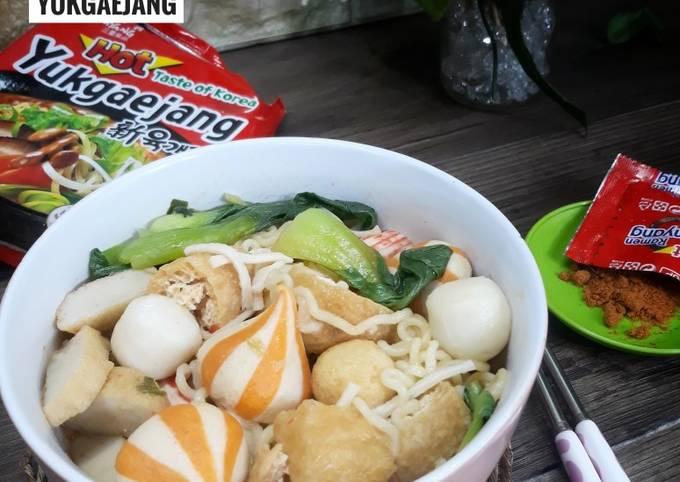 10. Oden Hot Yukgaejang