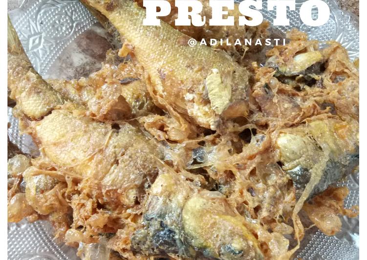 Resep Bandeng Presto
