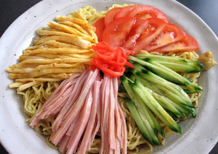 Cold Ramen Noodle Salad