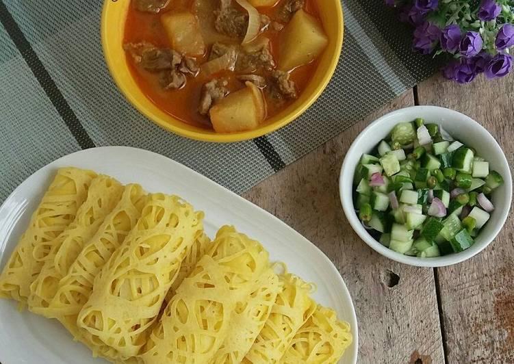 Resep Roti Jala oleh Henyta Gustiana - Cookpad
