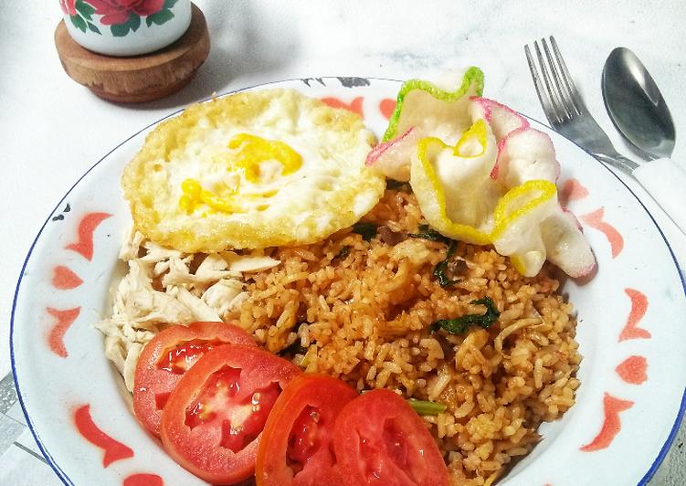 Nasi Mawut Spesial