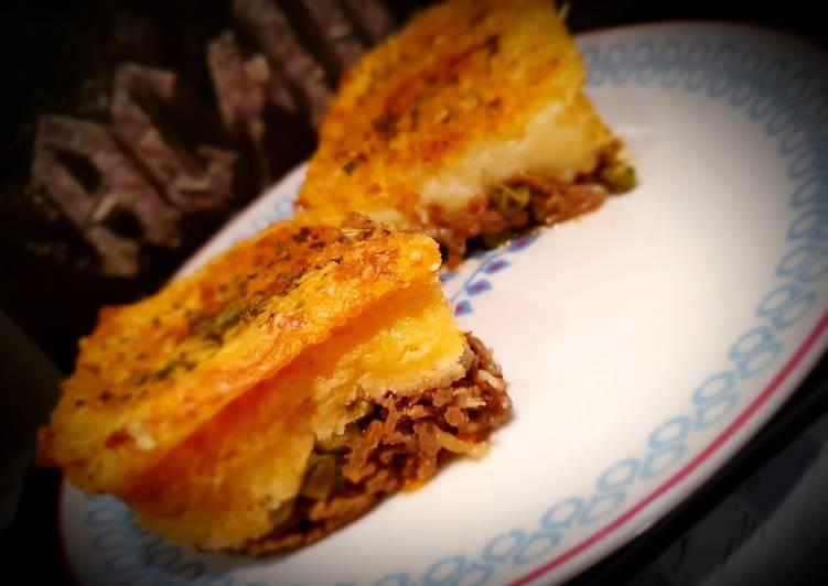 Recette: Shepherd's Pie