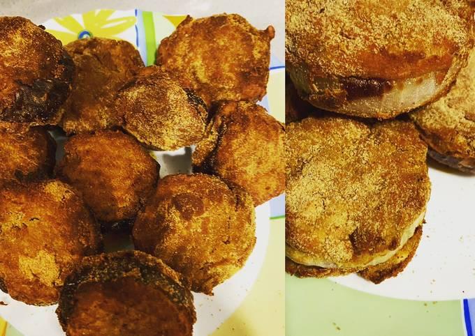 Easiest Way to Prepare Favorite Onion rings Leftover Aloo sabzi