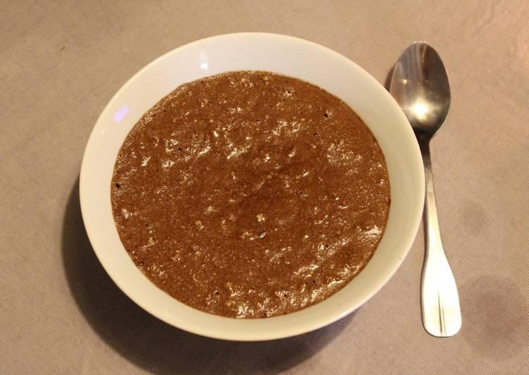 Comment Préparer Des Mousse au chocolat