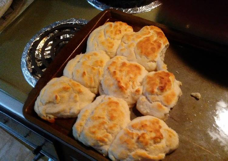 Simple Way to Prepare Super Quick Homemade Patsy's Buttermilk Biscuits