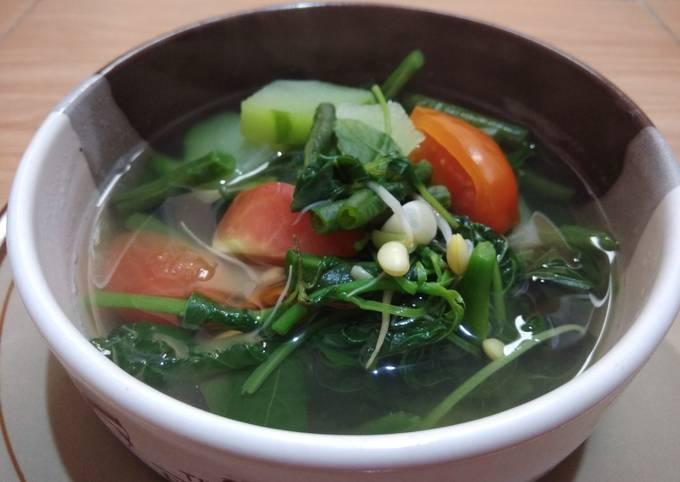 Resep Sayur Bening Kemangi Oleh Dwifia Cookpad