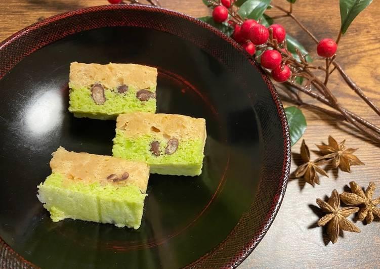 Recipe of Ultimate Japanese Sweet Bean Cake