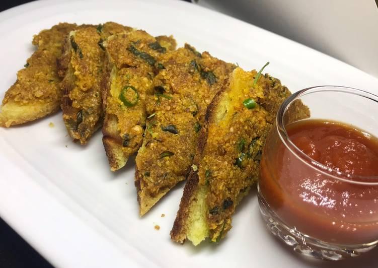 What is Dinner Easy Quick মুসুর ডালের স্যান্ডুইচ (Lentil Sandwich Recipe)