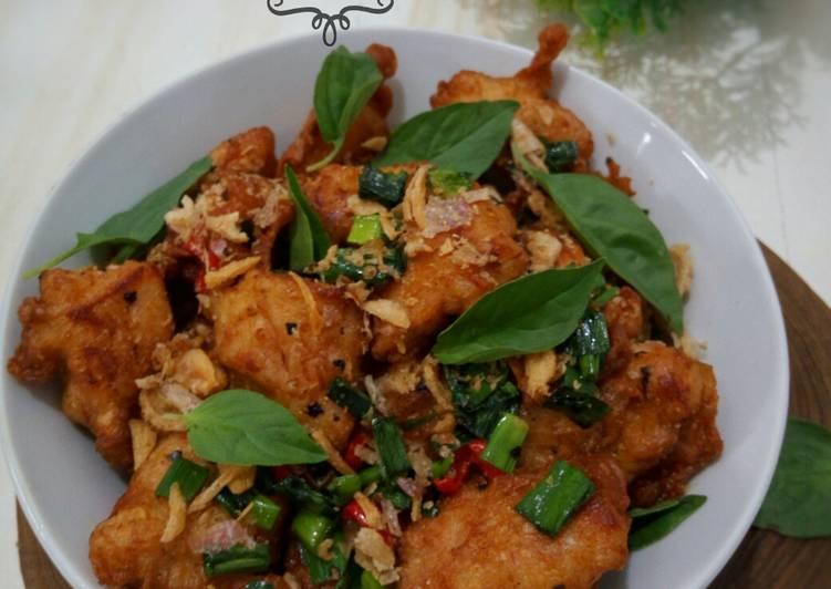 Ayam Bawang Goreng Bikin Nambah Nasi Terus