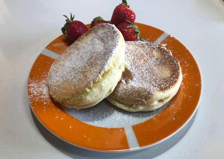 Pancakes giapponesi 🇯🇵