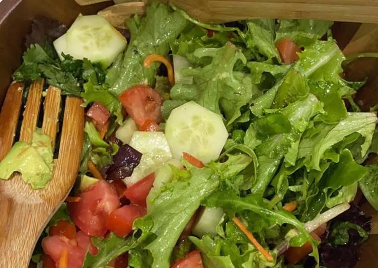 Fresh 🥗 salad
