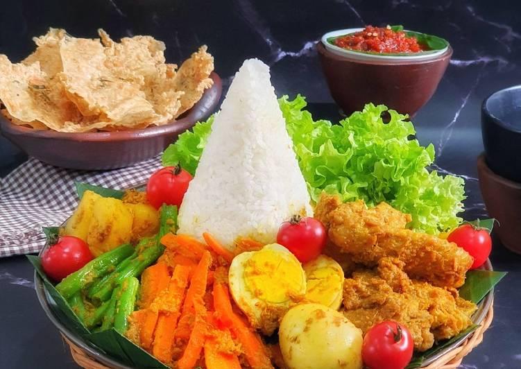 Tumini Nasi Ayam Begana