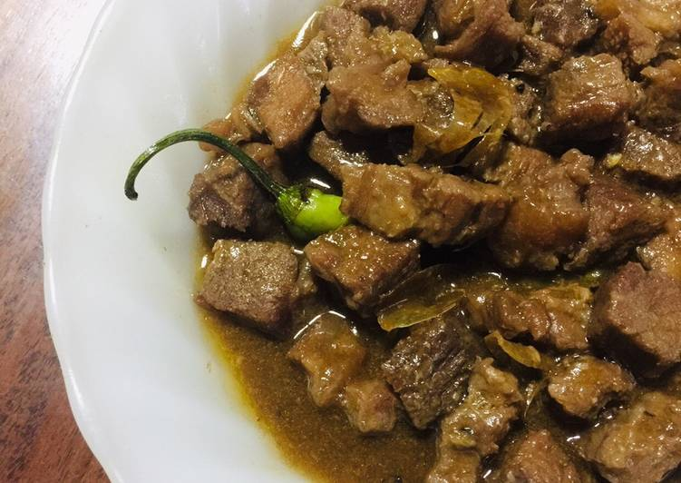 Beef Salpicao, Some Foods That Help Your Heart