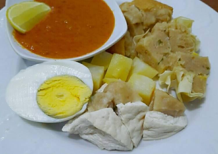 Resep Siomay Bandung sederhana dan enak