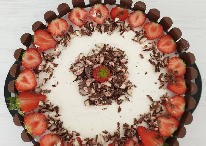 Yogurette-Torte Rezept von Marina - Cookpad