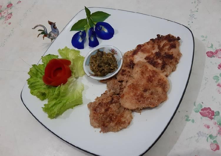 Ayam Geprek#9