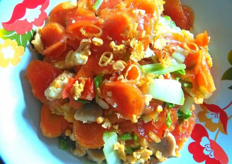 Seblak Sayuran