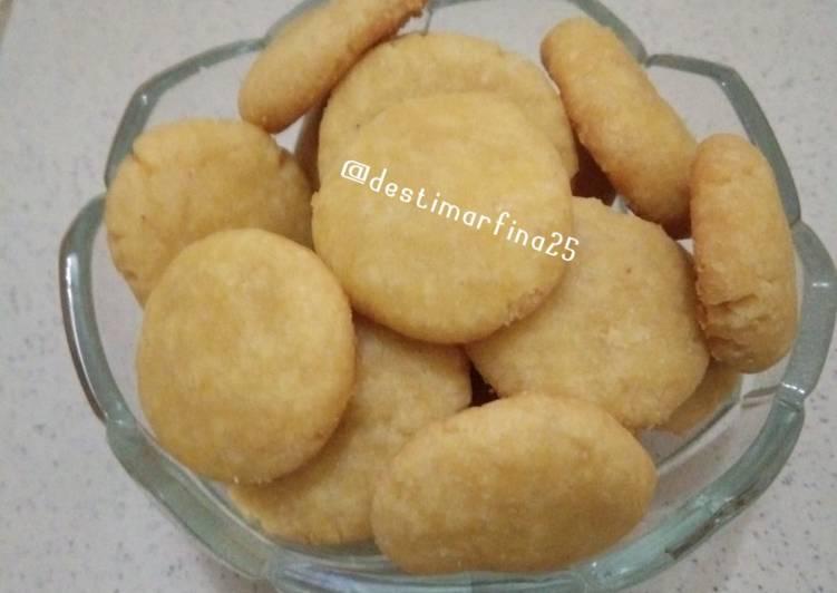 Cookies tepung beras