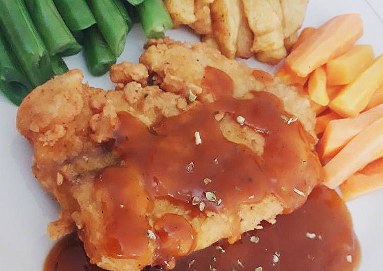 Resep Steak Ikan Dori Oleh Dfh Kitchen Cookpad