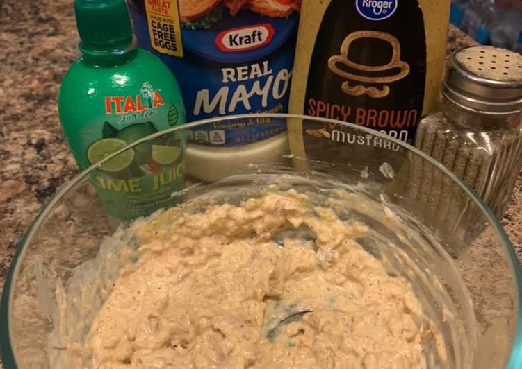 The Best Basic Tuna Salad Ever
