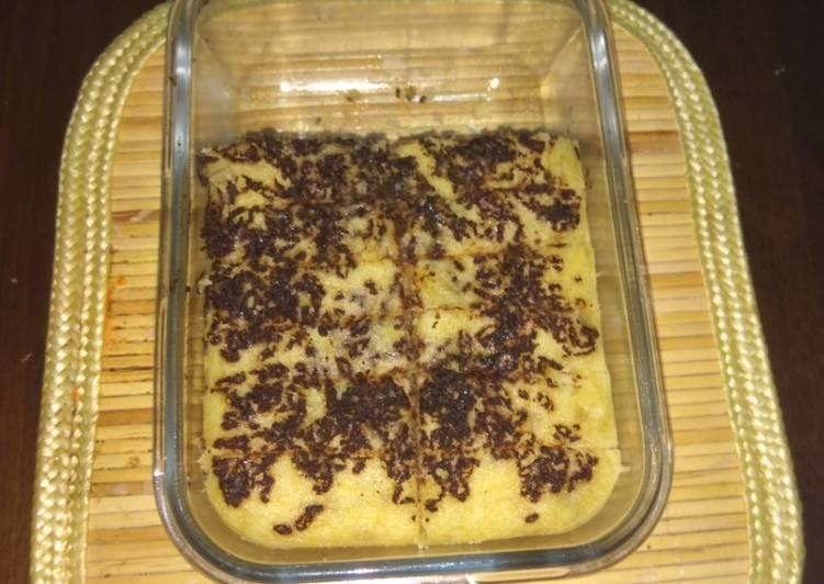 resep buat Bolu pisang keju kukus - Sajian Dapur Bunda