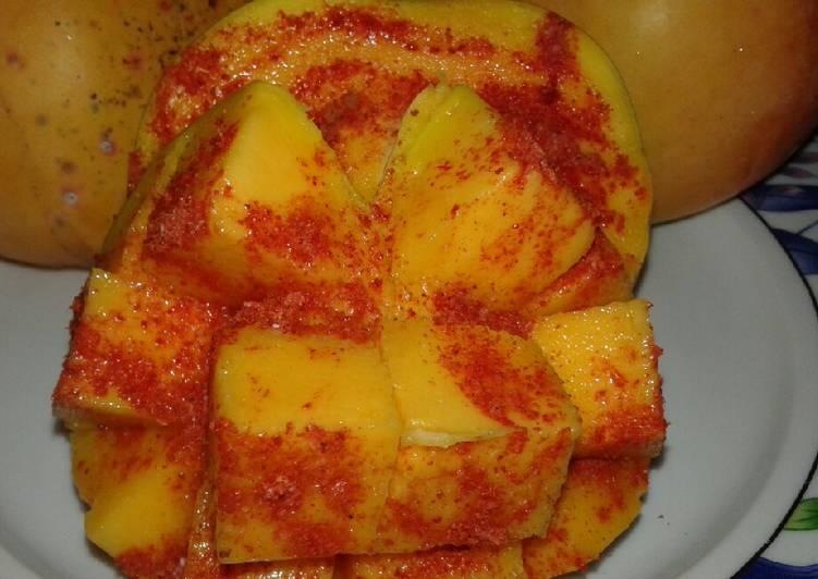 Chillie mangoe
