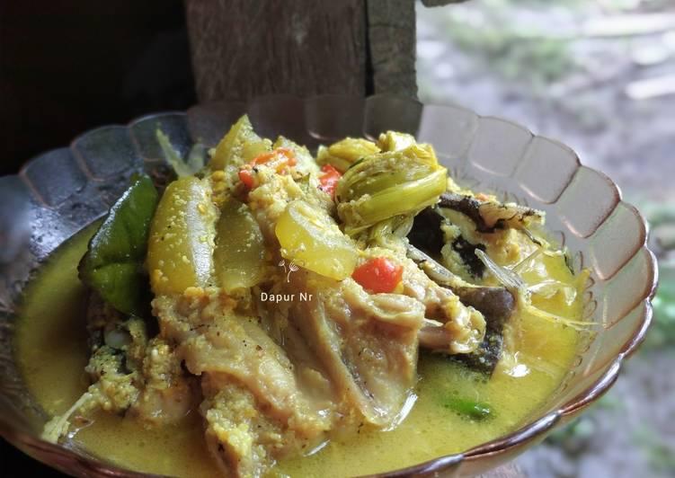 Ikan Keting Masak Kuning