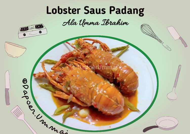 Lobster Saus Padang