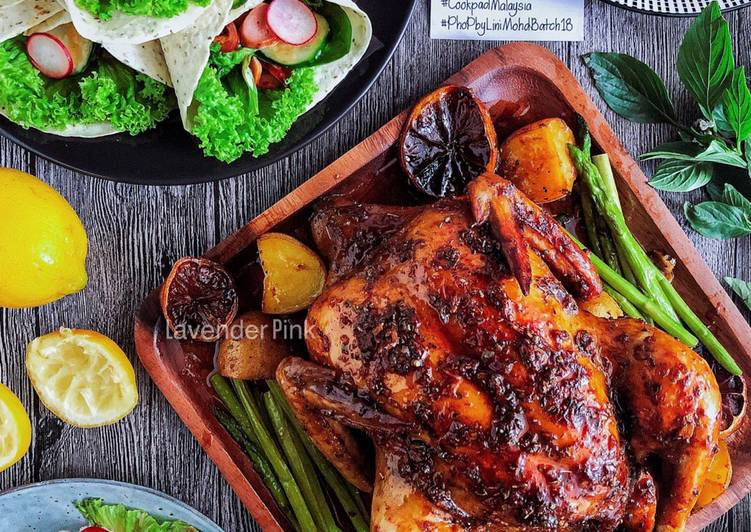Ayam Panggang #phopbylinimohd #batch18 - velavinkabakery.com