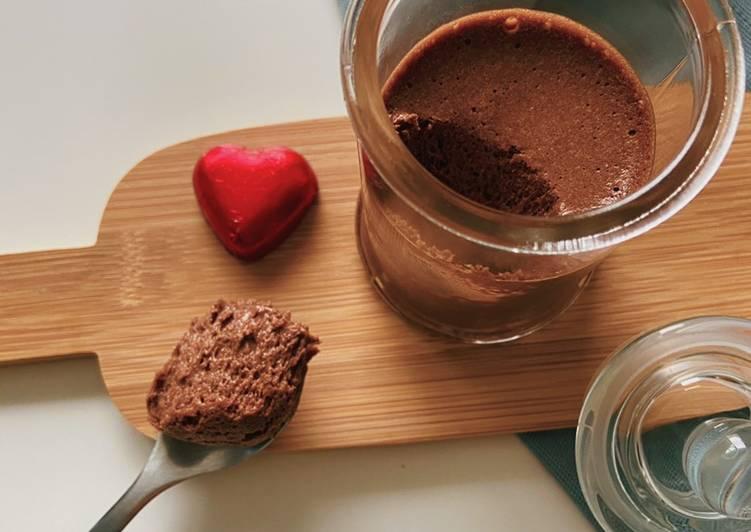 Recette  Mousse caramel ❤️