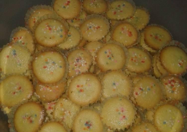 Resep Kue Kering Jelly Cantik Oleh Dapur Masel Cookpad
