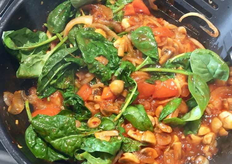 Veggie Vermicelli Stir Fry