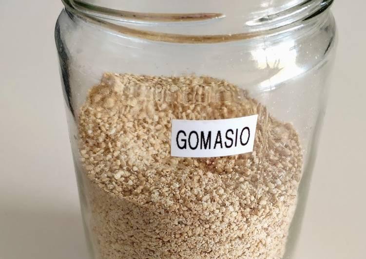 Gomasio (vegan)