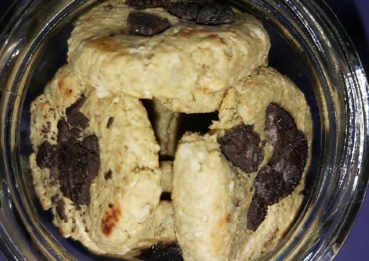 Soft Cookies Oat Matcha Oreo