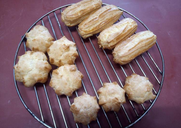 Comment Servir Pâte à choux