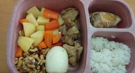 Hình ảnh món Cơm hộp đi học ? bữa trưa #3
