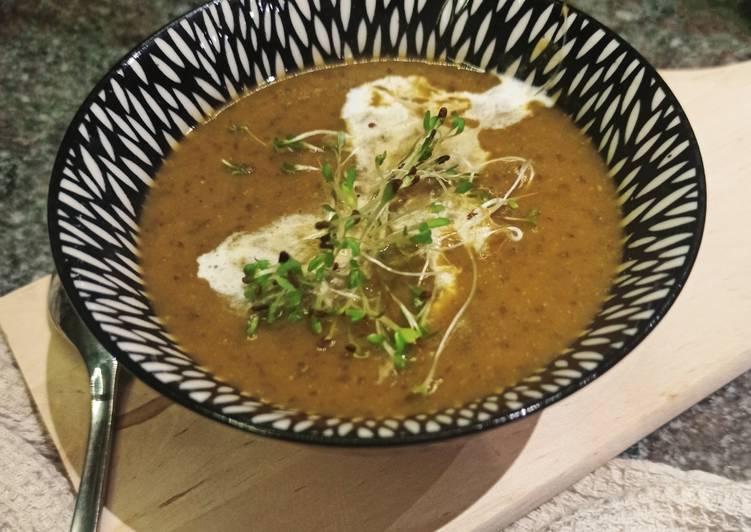 Le moyen le plus simple de Cuire Savoureux La soupe de ma campagne