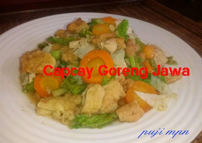 228. Capcay Goreng Jawa