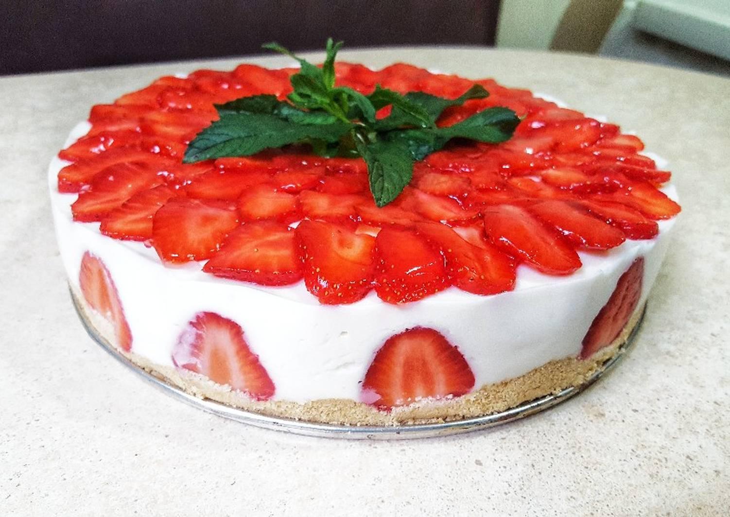 неприступные рецепты йогуртового торта с фото даже такой, сугубо