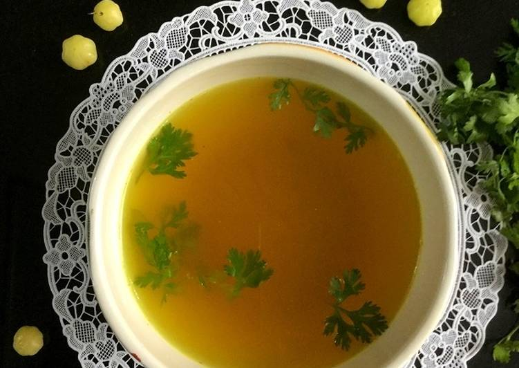 Indian Star Gooseberry Soup