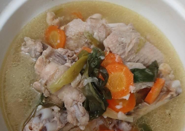Ayam sop