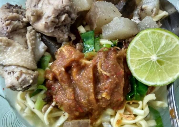 Resep Mie Kocok Home Made Yang Populer Sedap